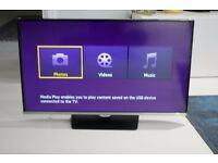 Samsung 32-inch Widescreen 1080p Full HD LED Television with Freeview HD