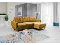 Brand New Corner Sofa Beds / Quick Delivery