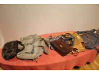 Designer Bags nad Backpacks - VERY CHEAP - Good Condition