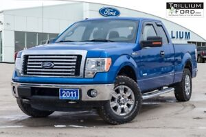 2011 Ford F-150 XLT SUPERCREW 3.5L ECOBOOST XTR PACKAGE