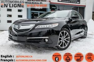 2015 Acura TLX ELITE AWD 3,5L | CUIR | BLUETOOTH | TOIT OUVRANT