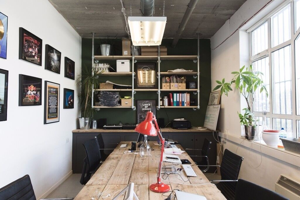 creative office spaces. Studio 23 / Bright Creative Office Space Workspace East London E8/ Spaces H