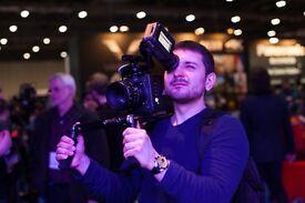 Freelance Cameraman - Video Editor, London