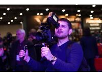 Freelance Cameraman - Video Editor, London