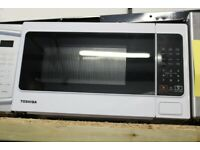 Toshiba Microwave Oven MM-EM20P(WH) 20L Digital 800W White