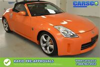 2007 Nissan 350Z GT, LOCAL, NO ACCIDENTS, CONVERTIBLE