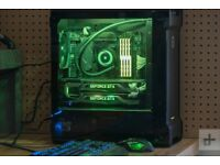 **Custom PCs for Professional and Gaming use**