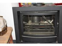 solid fuel inset stove nester martin 8 to 10 kw rolls roye of stoves