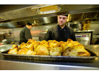 Full Time Chef - Up to £8.00 per hour - Live Out - Long Arm Short Arm - Welwyn Garden City - Herts