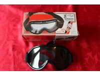 Extravue Motorcycle Goggles