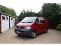 VW Transporter TDi 4Motion. One owner since new
