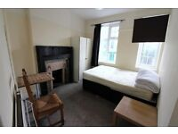 Spacious 3 bedrooms flat with balcony above shop on main Wick road near Hackney Wick Station