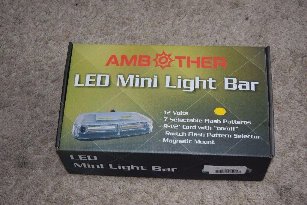 brand new Car Warning Light Beacon Hazard Emergency Lights Kits cob led