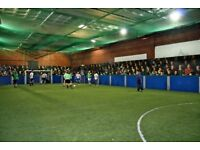 Indoor 5-a-side league in Brixton