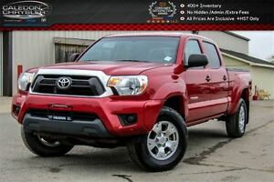 2014 Toyota Tacoma 4x4|Bluetooth|Backup Cam|Pwr Windows|Pwr Lock