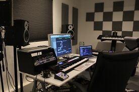 Recording Studio to rent / hire, East London