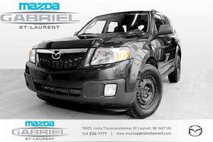 2010 Mazda Tribute 4WD / 123 000KM  NON ACCIDENTÉ + DEMAR
