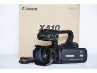 XA10 Canon HD Professional Camcorder