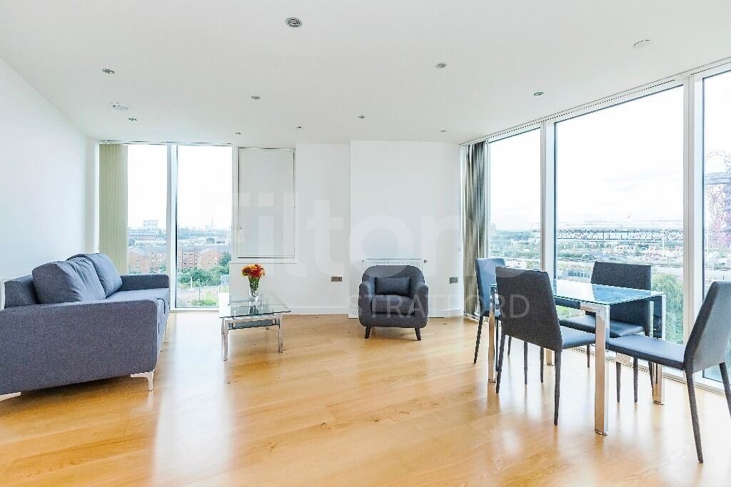 2 BED APARTMENT AVAILABLE FOR LET, STRATFORD HALO TOWER