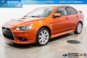 2012 Mitsubishi Lancer Ralliart AWD+GAR.1AN/20000KM
