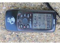 GARMIN GPS 72 handheld, waterproof GPS