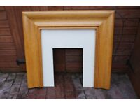 Fire Surround and inset