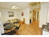 (Decima Street) All bills inclusive 1bed apartment,furn,modern decor,shared patio,close to tube