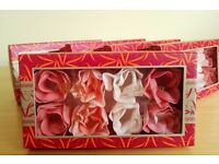5 X AVON Planet Spa Egyptian Rose Bath Petals