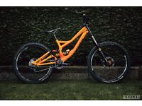 Specialized Demo 8 Large 650b