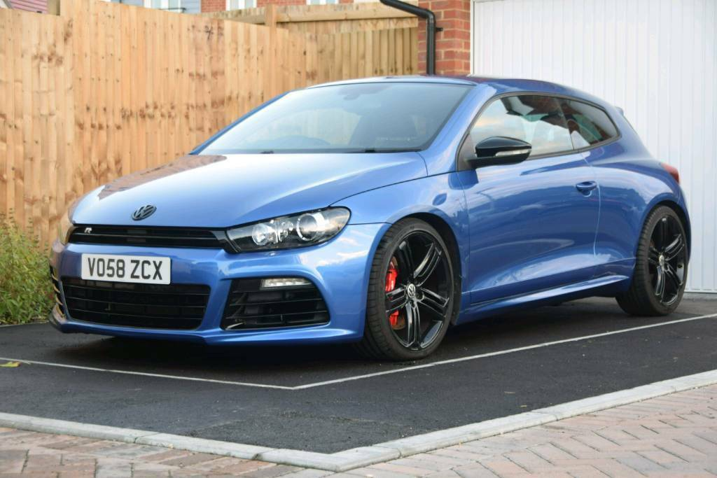 vw scirocco r replica in bournemouth dorset gumtree. Black Bedroom Furniture Sets. Home Design Ideas