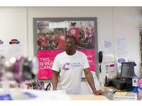 Volunteer Customer Service Assistant - Borehamwood