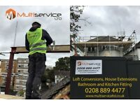 Hammersmith & Fulham LOFT CONVERSIONS, EXTENSIONS, BUILDING & REFURBISHMENT, PAINTING & DECORATING
