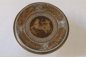 Egyptian or Roman Metal Plate