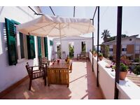 ITALY, Formia (between Rome and Amalfi Coast) - Luxury apartment on the sea side