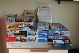 Model Kit Job Lot/collection For Sale