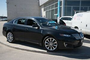 2011 Lincoln MKS AWD - Winter tires and Rims included!