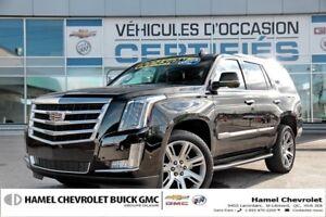 2017 Cadillac Escalade 4x4 TOUT ÉQUIPÉ  AVEC V8 6.2L