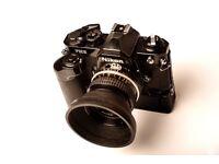 Nikon FM2 35mm Camera