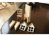 Dolls House Furniture and Accessories 1/12 scale