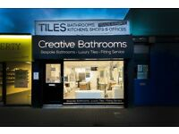 QUALITY TILE AND BATHROOM SALES, FITTING SERVICE - PLUMBER - TILER etc ALL TRADES