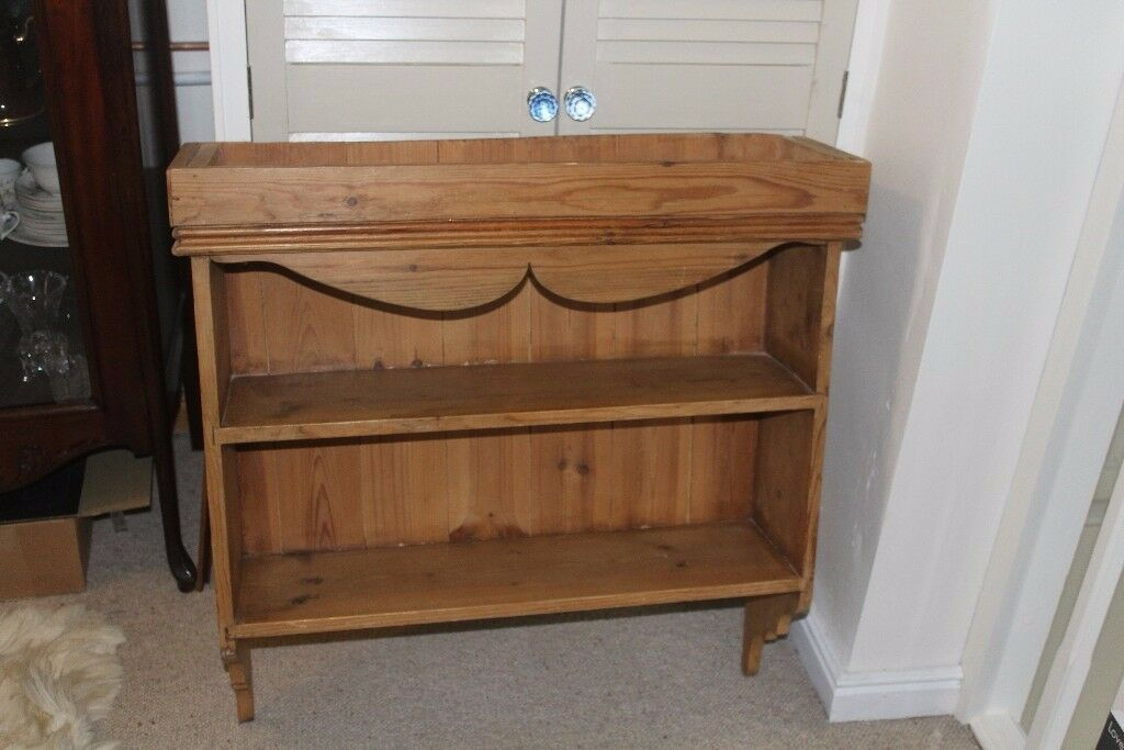 Vintage Pine Shelf