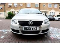 VOLKSWAGEN PASSAT 2.0TDI HIGHLINE 170 4 DR SALOON LEATHER SEATS FSH HPI CLEAR EXCELLENT CONDITION