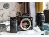 Sony A7S with 28-70 mm Lens
