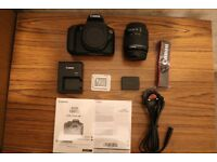 Canon DSLR EOS 1300D with a 18-55mm + FREE 8GB SD card