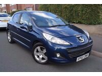2010 Peugeot 207 HDI SPORT FULL SERVICE HISTORY DRIVES GREAT ONLY £30 TO TAX PER YEAR £1995 BARGAIN!