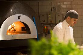 Chefs, Pizzaiollo's, Pasta chef & Kitchen porters