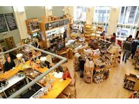 Senior & Supervisory Positions Front of House & Kitchen Nottingham Deli