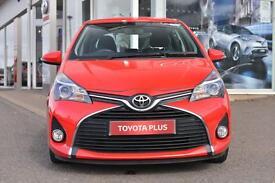 Toyota Yaris VVT-I ICON (red) 2014-08-29