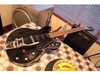 Yamaha TVL SA503 Hollowbody Guitar