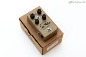 2014 Bondi Effects Del Mar Overdrive. Original first run #012 Boutique guitar pedal